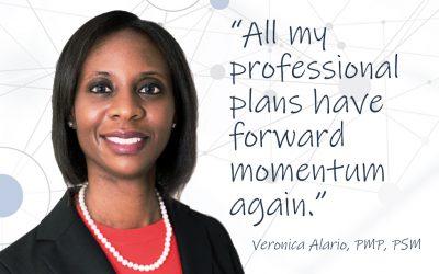Student Success Story: Veronica Alario, PMP, PSM